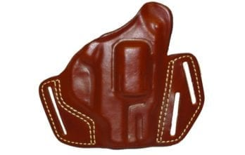 CHIAPPA RHINO – 2″ Leather Pancake Holster | Brown | 200DS (791.012)
