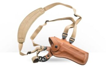 CHIAPPA RHINO – 6″ Leather Shoulder Holster | 60DS | (791.015)