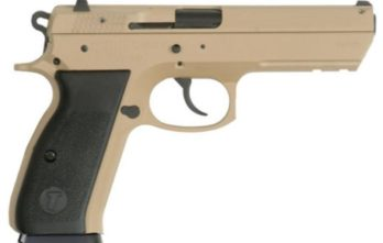 CANIK | TRI-STAR | T-120 | Desert Tan | 9mm | 17+1 (85096)