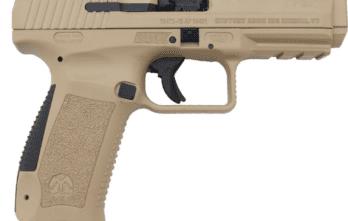 CANIK TP9SA | Desert Tan | 9mm | 18rd (HG3277D-N)