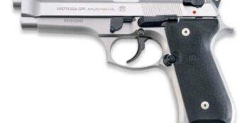 BERETTA 92FS INOX | Stainless | 9mm | 15rd (BEJS92F520M)