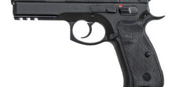 CZ 75 SP-01 | Black | 9mm | 18rd (91152)