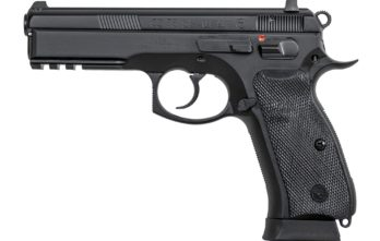 CZ 75 SP-01 | Black | 9mm | 18rd (91152)