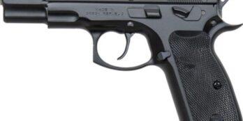 CZ 75B OMEGA | Black | 9mm | 16rd (91136)