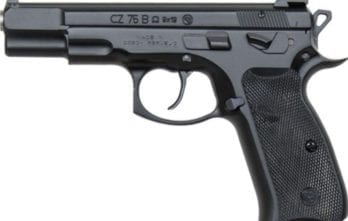 CZ 75B OMEGA | Black | 9mm | 16rd (91136)