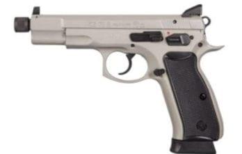 CZ 75B OMEGA   Urban Grey   9mm   16rd (CZ91235)
