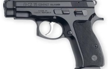 CZ 75C COMPACT | Black | 9mm | 14rd (91190)