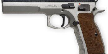 CZ 75 Tactical Sport | 9mm | 20rd | SAO (91172)