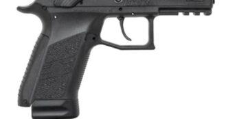 CZ P-07 | Black Polymer | 9mm | 17rd (CZ91289)