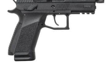 CZ P-07   Black Polymer   9mm   17rd (CZ91289)