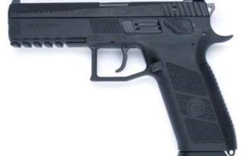 CZ P-09 DUTY   Black Polymer   9mm   19rd (CZ91620)