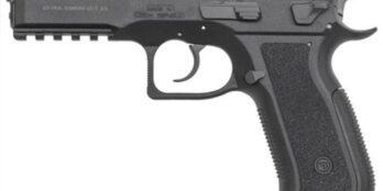 CZ 75 SP-01 PHANTOM | Black Polymer | 9mm | 18rd | Decocker (CZ91258)