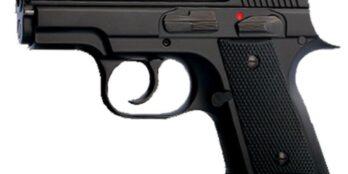 CZ 2075 RAMI-B | Subcompact | Black | 9mm | 10rd Plus (1)14rd (91750)