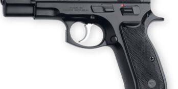 CZ 75B | Black | 9mm | 16rd (91102)
