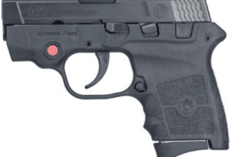 S&W M&P® BODYGUARD® 380 CRIMSON TRACE® NO THUMB SAFETY (10265)