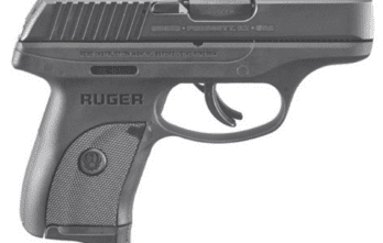 Ruger LC9S-HV (3270), High Visibility Fiber Optic Sights