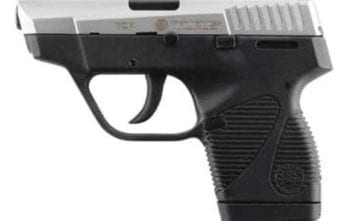 Taurus – 738TCP .380ACP 2.8″ FS 6-SHOT STAINLESS SLIDE / BLACK POLYMER