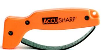 AccuSharp Pull-Thru Sharpener Orange 014