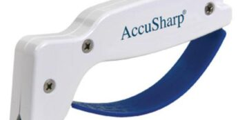 AccuSharp Pull-Thru Sharpener White 001