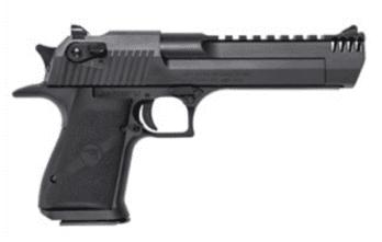 Magnum Research – Desert Eagle XIX .357 Magnum with integral muzzle brake