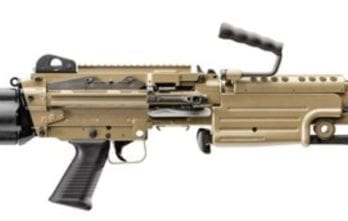 FNH – FN56502 M249S PARA 5.56MM FDE 223 Rem | 5.56 NATO (SPECIAL ORDER – CONTACT US)