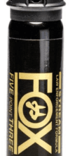 FOX LABS Pepper Spray – Five Point Three® | 4oz., 2% OC, Flip Top, Stream Spray Pattern