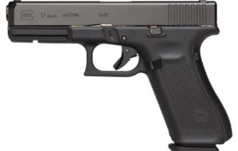 GLOCK 17 | Gen 5 | Black | 9mm | 17rd (PL1750203)