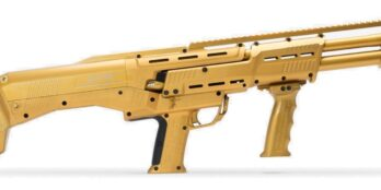 Gold DP-12 Double Barrel Pump Shotgun