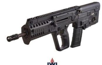 IWI – IWXB16 TAVOR X95 5.56 BLK 16.5″ 30+1 FLATTOP/BULL PUP/BUIS W/TRITM 223 Rem | 5.56 NATO