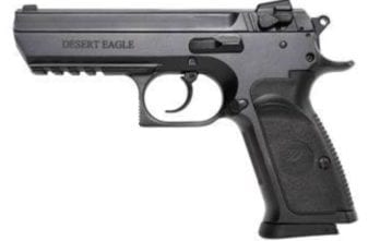 Magnum Research -BABY EAGLE III 9mm  (MRBE99153R) FULL SIZE STEEL 16+1 FULL SIZE | TACTICAL RAIL
