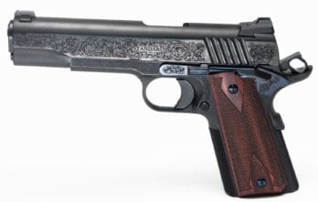 Standard Manufacturing – 1911 Blued Engraved #1 (1911B1) SPECIAL ORDER – CONTACT US TO PURCHASE