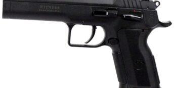 "EAA – Tanfoglio   Witness Match P 9mm DA  4.75B"" 17rd (600662)"