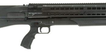 UTAS UTS-15 Bullpup Pump 12ga Shotgun 15rd Capacity – Black
