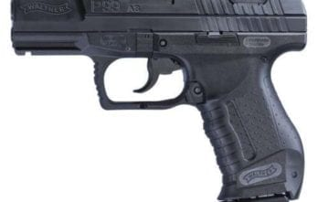 Walther P99AS (2796325) 9MM BLACK 15+1