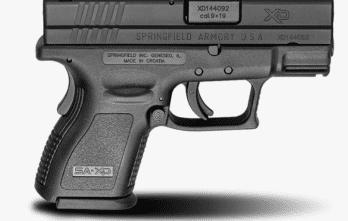 Springfield Armory – XD9 3″ Sub-Compact