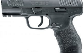 Walther, CREED 9MM BLACK 16+1 4″ (2815516)