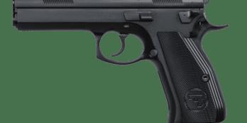 CZ 97BD | 45acp | Black | 10rd | Decocker (01416)